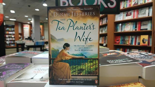 A mulher do Plantador de Chá