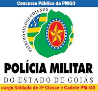 Apostila Concurso PM de Goias - Cadete e Soldado PM - GO