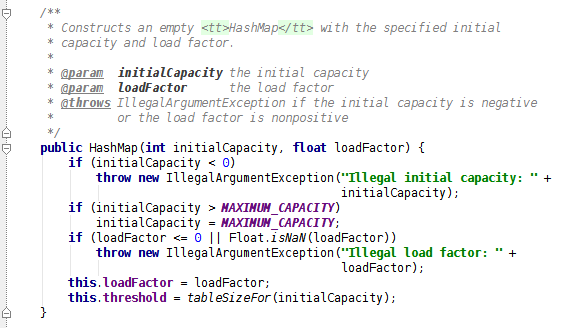 geekAbyte: Digging Deeper Into Java's HashMap