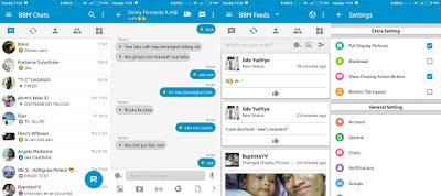 Download BBM MOD Official APK v3.1.0.13 BBM MOD Terbaru [Tanpa Iklan]