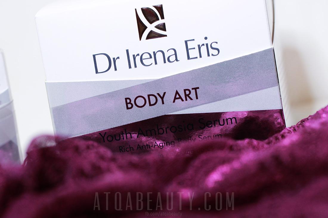 Pielęgnacja :: Dr Irena Eris Body Art Youth Ambrosia Serum [recenzja]