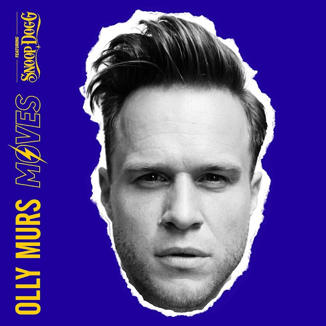 Olly Murs releases new single 'Moves' ft. Snoop Dogg