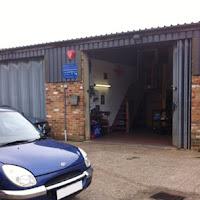 darran france mechanic workshop