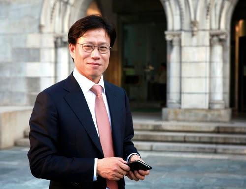 以行動化進行溝通、以大數據進行創新--首爾市資訊長兼助理市長金景瑞專訪(上)