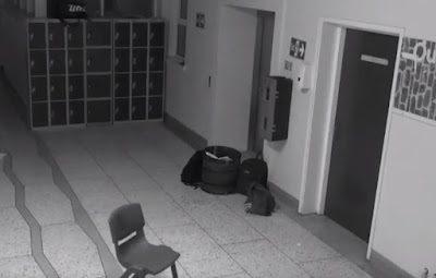 Ghost Stuck On Camera Haunting High Faculty For 2nd Time In Month