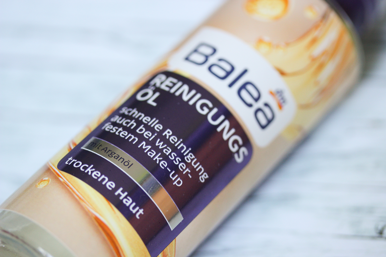 Balea Reinigungs Öl Review