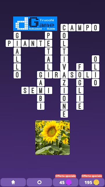 Soluzioni One Clue Crossword livello 12 schemi 13 (Cruciverba illustrato)  | Parole e foto