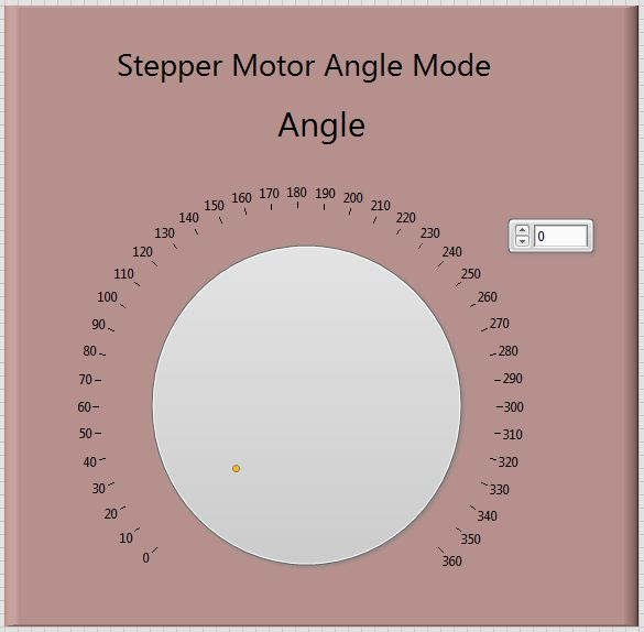 Tech Lab: Interface a four pole stepper motor with LabVIEW using NI USB 6008