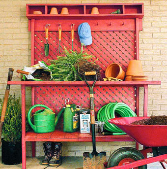 Sweet Nothings More Potting Bench Luv