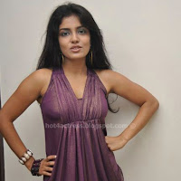 Jahnavi latest hot photos in hot dress