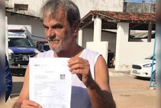 Preso provisório mais antigo da Paraíba deixa presídio do Róger