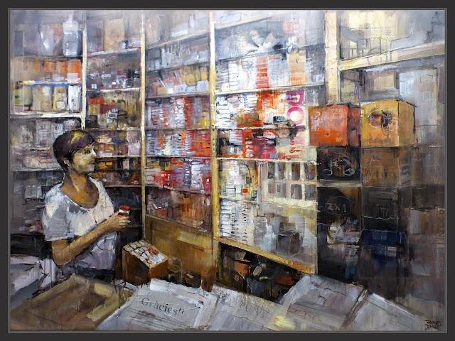 ESTANC-NADAL-ART-PINTURA-INTERIOR-ESTANCO-ESTANCOS-TIENDAS-BOTIGUES-EXPENDEDURIA-11-PINTURES-INTERIORS-ESTANCS-MANRESA-PINTOR-ERNEST DESCALS