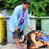 Miss Thailand Yang Sanggup Melutut Depan Ibunya, Seorang Pengutip Sampah !