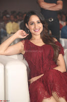 Pragya Jaiswal in Stunnign Deep neck Designer Maroon Dress at Nakshatram music launch ~ CelebesNext Celebrities Galleries 144.JPG