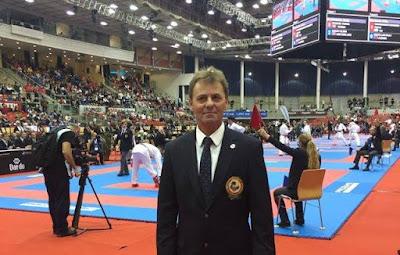 Στο Παγκόσμιο πρωτάθλημα Καράτε της Αυστρίας, ο Θεσπρωτός διεθνής διαιτητής Παναγιώτης Γκορέζης