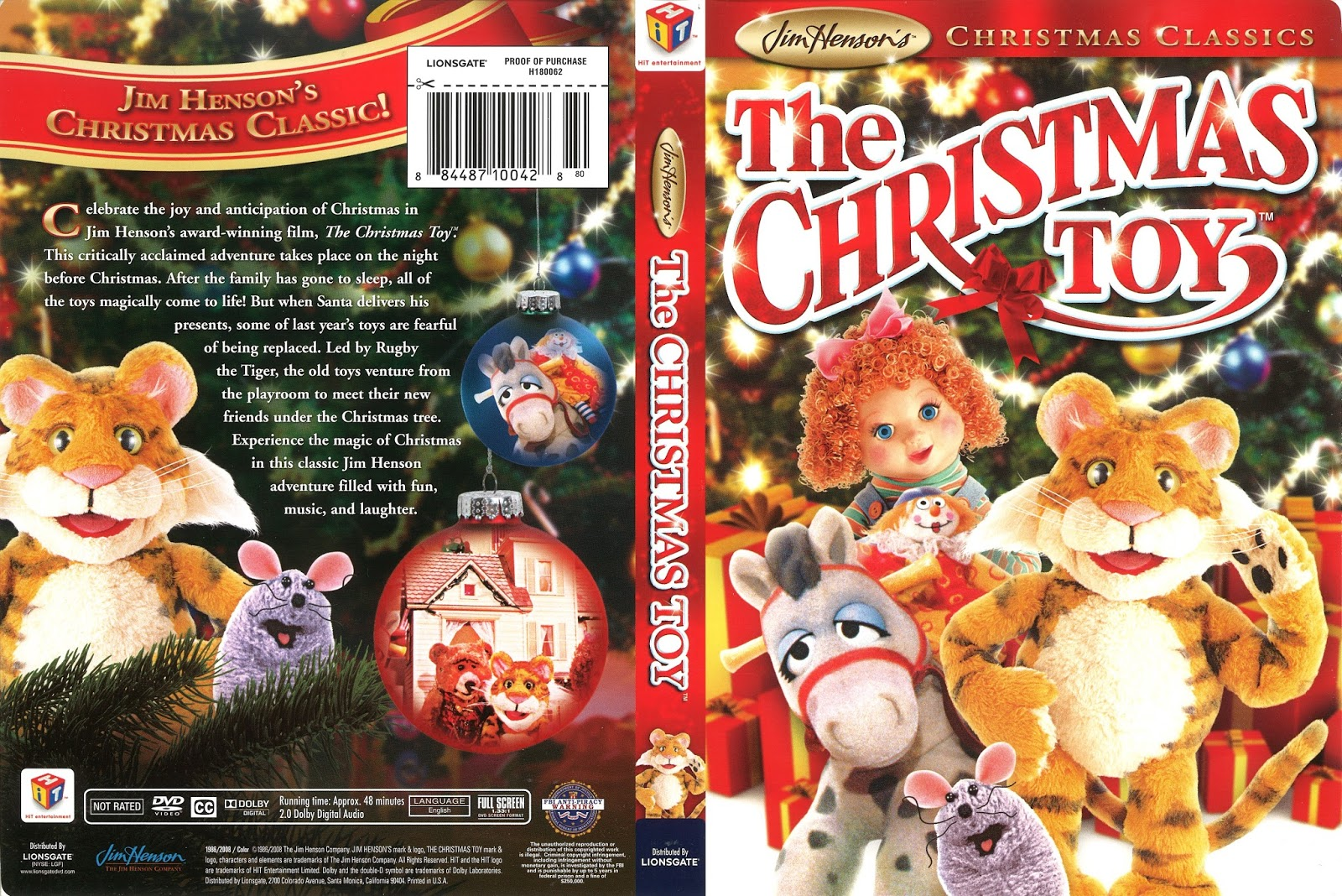 20 Years Before 2000: The Christmas Toy