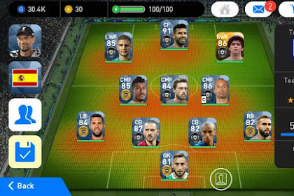 How to Increase Team Spirit Quickly PES 2018 Mobile Android