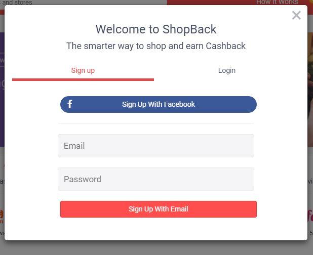ShopBack, kedai online, jimat berbelanja, cashback, shopping online