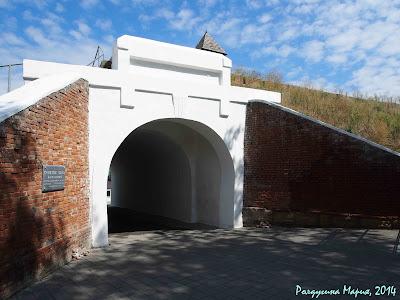 Азов фото крепость ворота