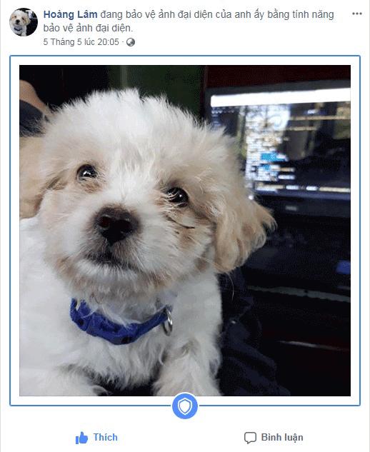 hướng dẫn cách bật khiên avatar facebook 2018, cách bật khiên ảnh đại diện cho facebook 1s
