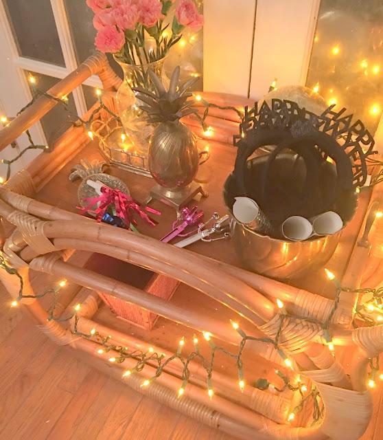 Amber Colored Christmas Tree Lights