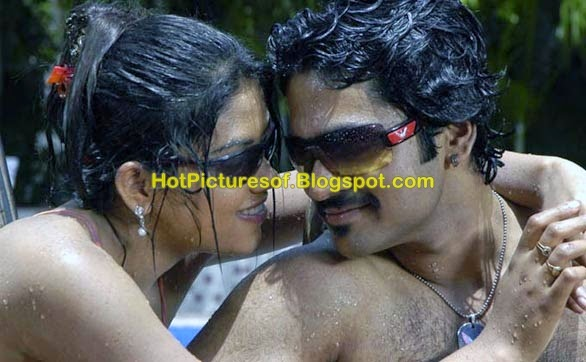 Tamil Movie Sokkali Hot Love making cleavage images