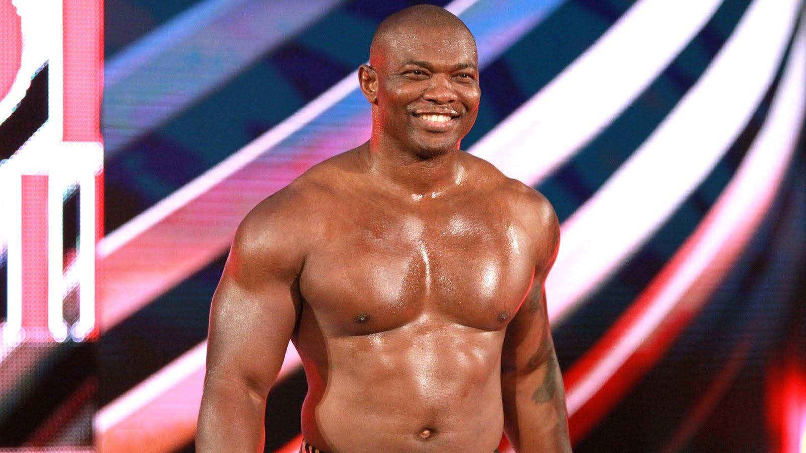 Shelton Benjamin renova seu contrato com a WWE