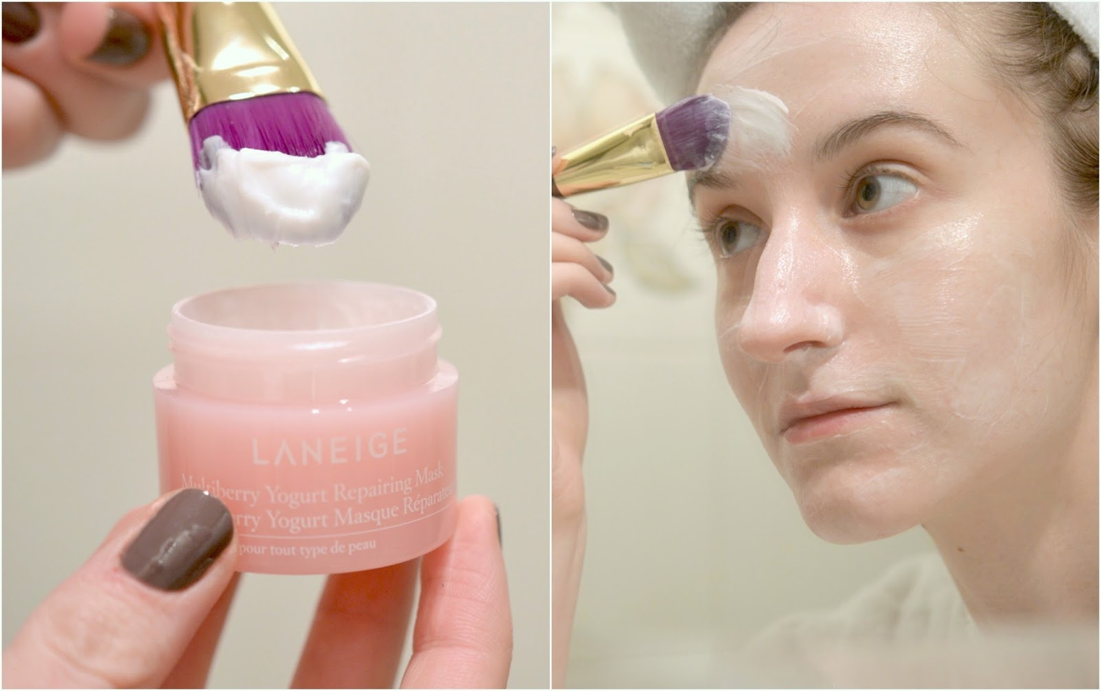 Multiberry Yogurt Repairing Mask