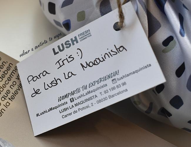 Haul Compras en Lush La Maquinista