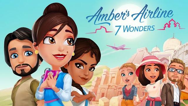 Ambers-Airline-7-Wonders-Free-Download