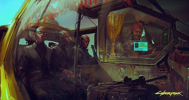 Cyberpunk 2077: RiME's Ex-Lead Designer Joins CD Projekt RED
