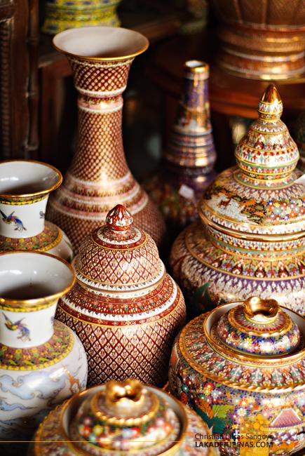 Don Kai Dee Benjarong Porcelain Village