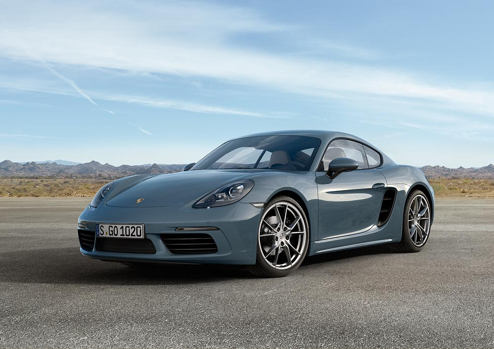 Best 2 Seater Sport Cars Photos New 2017 Porsche 718 Cayman Images And Pictures
