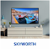 Skyworth New Entrant Into The Indian Online Market With Amazon, Launched Its New Series Of M20 Smart LED TV