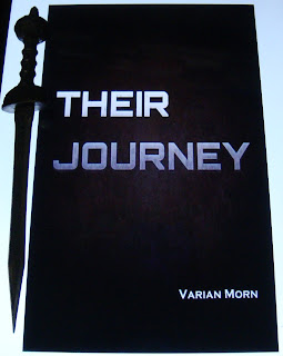 Portada del libro Their Journey, de Varian Morn