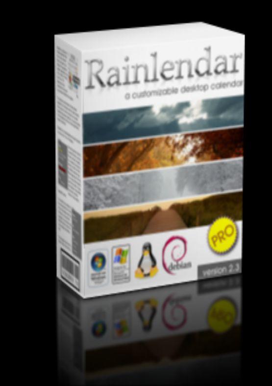 Download Rainlendar for PC free full version