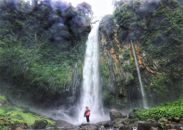 Kepala Curup Waterfall