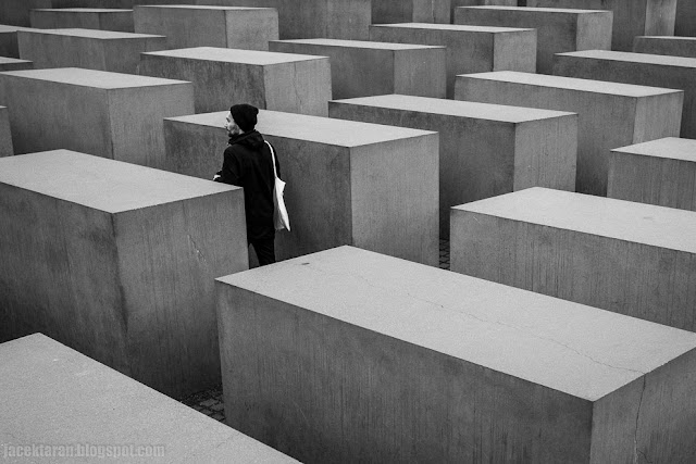 Berlin, fotografia, jacek taran, fotografia uliczna, holokaust