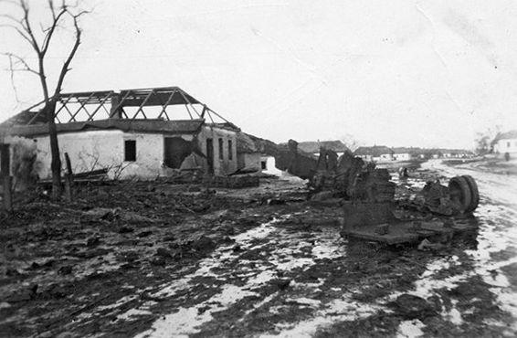 Ουκρανία Μάρτιος 1943
