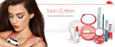 "Makeup Collection - ""Ti Amo 500"" by ""Collistar"""