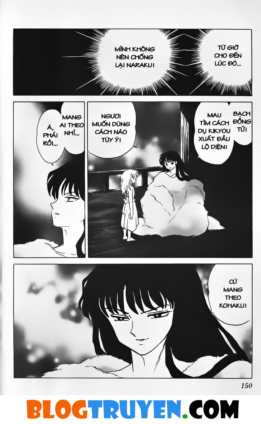 Inuyasha vol 33.8 trang 19