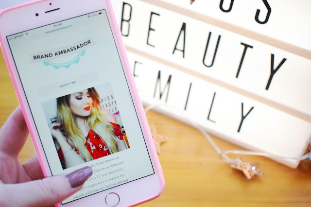 MissBeautyEmily Blog Tips