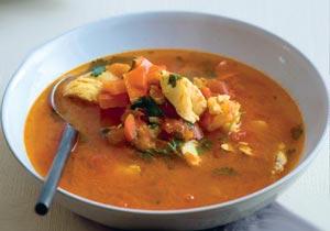 membuat sup ikan lezat