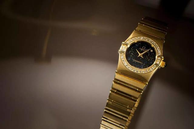 Đồng hồ Omega nữ Constellation Star