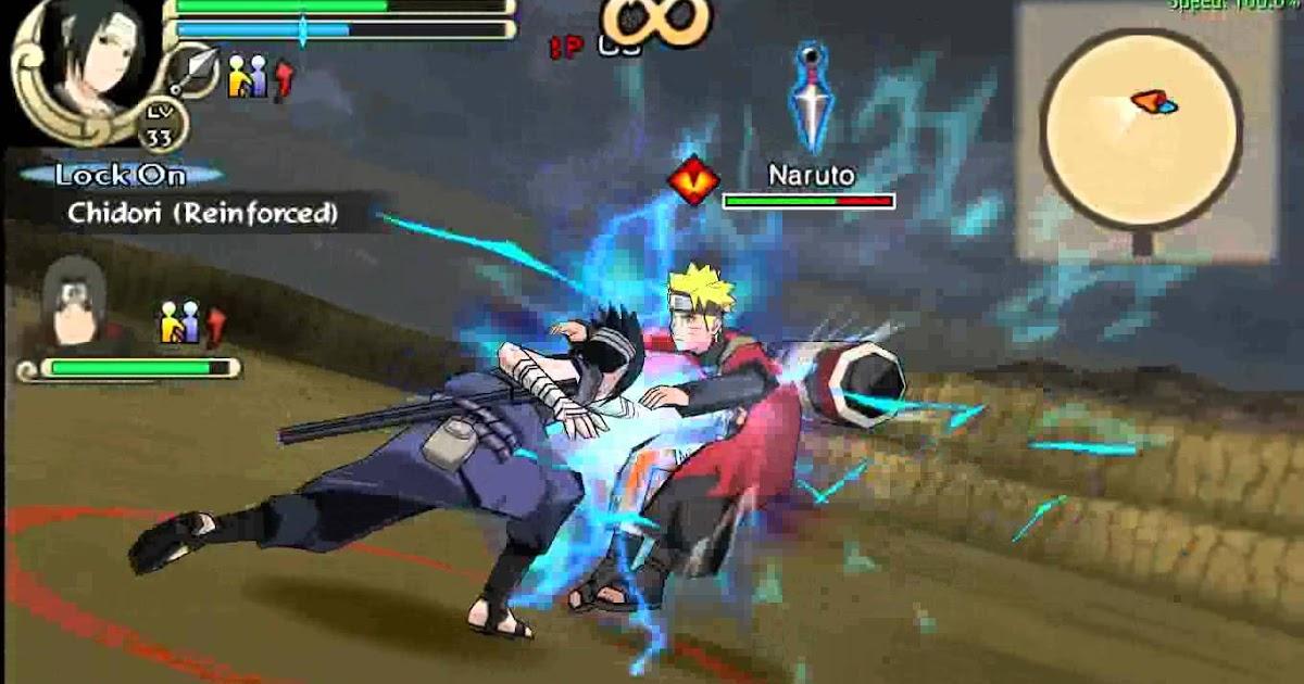 Naruto Shippuden Ultimate Ninja Impact offline untuk