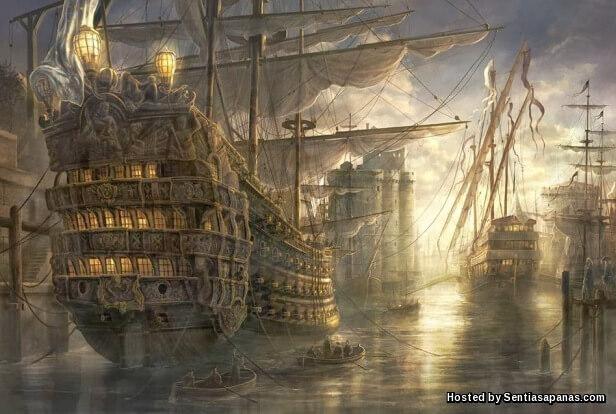 Pelayaran zaman dahulu