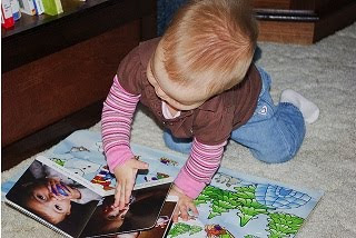 Frugal Toys: Free Baby Board Books