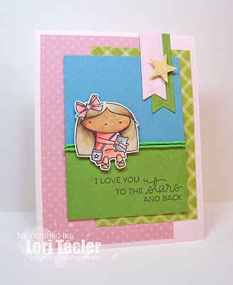 I Love You to the Stars and Back card-designed by Lori Tecler/Inking Aloud-stamps from Mama Elephant