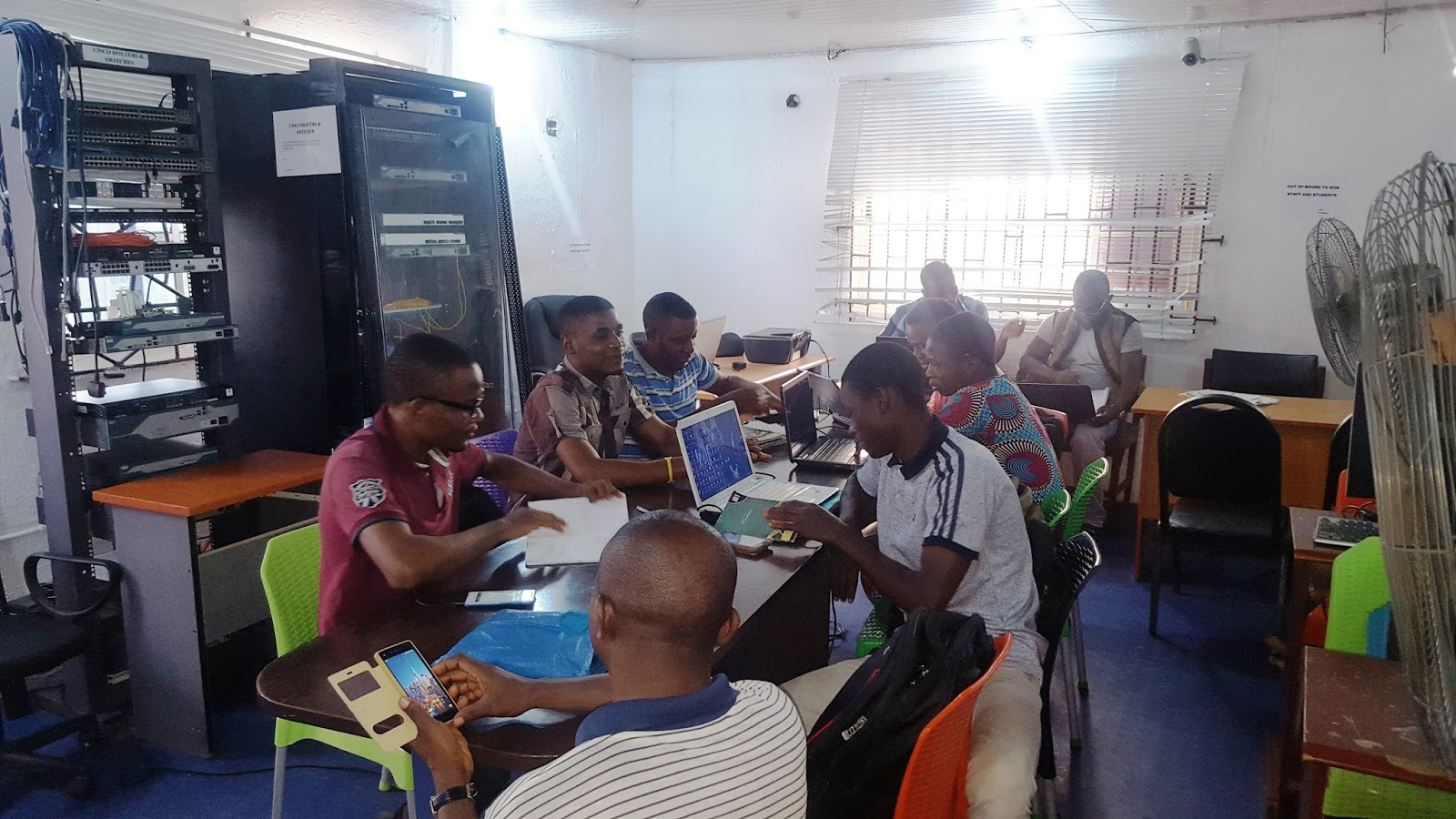 Practical Telecoms Training In Lagos Ph And Abuja Nigeria