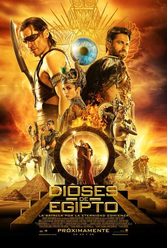 Dioses de Egipto (2016) [BDrip Latino] [Acción]